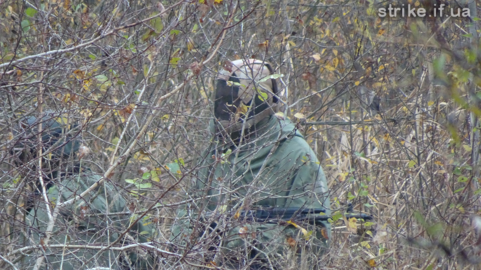 AIRSOFT GAME In Ivano-Frankivsk with an Owl airsoft club